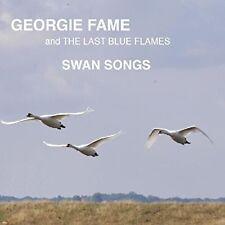Georgie Fame & Last Blue Flames - Swan Songs [New CD] UK - Import