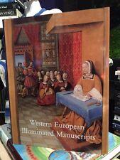"""Western European Illuminated Manuscripts"" by Tamara Voronova Andrei Sterligov"
