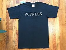 2006 Vintage Nike Lebron 4 IV Witness Jeweled SS Shirt NYC Pop Up Exclusive Sz M
