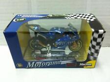 Saico 1/18 Diecast Moto GP YAMAHA YZR-M1 VALENTINO ROSSI #46 (2004) MIB blue Box