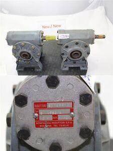 Bonfiglioli B VF62/A Worm Gear I=10 Gear Motor Gearbox Gear