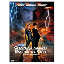 CHAPEAU MELON & BOTTES DE CUIR - RALPH FIENNES & UMA THURMAN - DVD NEUF NEW NEU