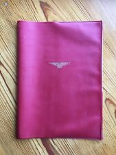 Jaguar E Type 3.8 4.3 MK2 2.4 3.4 3.8 Handbook Cover