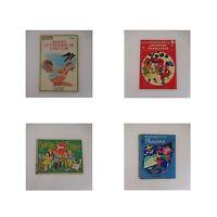4 Libros Canciones Vintage Colección