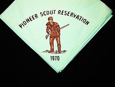 BOY SCOUT   PIONEER SCOUT RES  1970  N/C   TOLEDO A.C.  OHIO