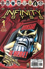 Thanos Infinity Abyss #1 VF/NM Marvel Comics August 2002