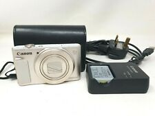 Canon PowerShot SX620 HS Fotocamera Digitale-Bianco-USATO