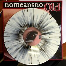 Nomeansno Old B&W VINYL LP Record Limited Tour EP Record no means prog punk NEW!