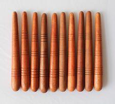 Wholesale x10 Large Thai Massage Stick Wooden Tool Foot Reflexology Thailand