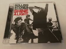 Rolling Stones - Shine A Light - CD X 2 - Soundtrack Martin Scorsese Film (2008)