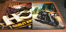 2 HOG Magazines Harley Davidson Enthusiast Issues #22 and #23 2013