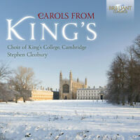 King's College Choir of Cambridge - Carols from King's [New CD]
