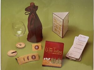 The Wine Tasting Party Kit Everything you need to Host a Wine Tasting Party New