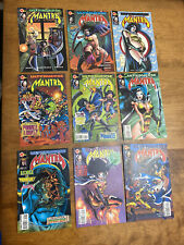 9 Ultraverse Mantra Comic Books Malibu Comics # 16-24