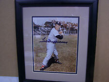 Ted Williams  Autographed 8X10 Photo COA Framed   Nice LQQK!!!