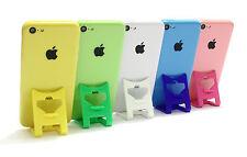 iPhone 5c Holder PINK iClip Folding Travel Desk Display Stand Rest
