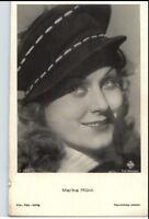 ~ 1950/60 Porträt-AK Film Bühne Theater Schauspielerin MARIKA RÖKK Ufa-Foto-PK