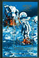 HUNGARY-1973.Souv.Sheet - Apollo 17 (Space) MNH! MI Bl.94