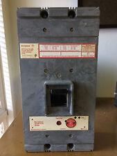 Westinghouse Hmcfp3200F Firetrol Fire Pump Breaker Fta-P9 Plug Hmc Frame Good!