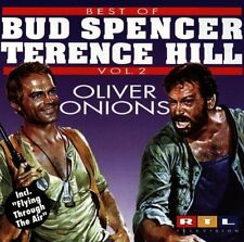 Oliver Onions Best of Bud Spencer & Terence Hill 2 (1993) [CD]