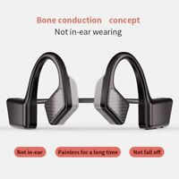Conduzione ossea senza fili Bluetooth5.0 Auricolare sportivo Bluetooth