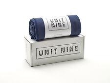 Anti- slip, luxe, MIDNIGHT BLUE YOGA TOWEL - by UNIT NINE