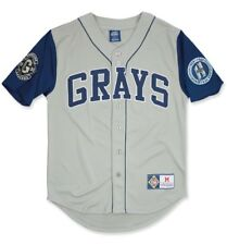 Homestead Grays Legacy Jersey Gray