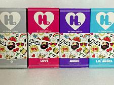"Harajuku Lovers ""Pop Electric"" large 4 PSC Set 1.7 fl.oz  ea New  Sealed Boxes"