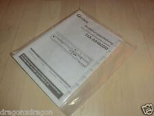 Anleitung / Manual für Funai T5A-A8482DB DVD- /VHS- /HDD-Recorder, Deutsch