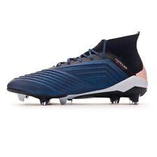 adidas Predator 18.1 FG Herren Fußballschuhe Nocken UK-7 EUR-40 2/3 blau