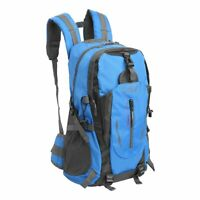 35L Outdoor Waterproof Sports Backpack Travel Hiking Rucksack for Men and Women