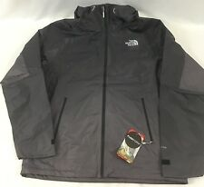 The North Face Men's Fuseform Dot Matrix Hooded Jacket Black TriMatrix Size L