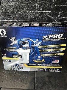 GRACO  17N166  TC Pro Cordless Handheld Airless 20V Paint Sprayer NEW