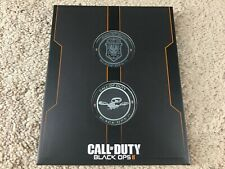 Call of Duty Black Ops 2 Coin II Medal Hardened Edition PS3 Collectible Coins