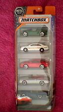 MATCHBOX - 5 Pezzi Set Regalo - - Open Road Cruisers