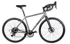 NEW Unicorn Cycles Titanium Road Gravel Bike Frame. 4 SIZES.