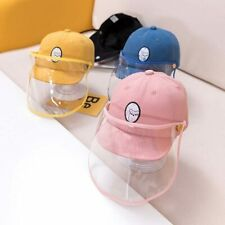 Baby Anti-fog Hat Face Shield Anti Droplet Protective Shield Dust-proof Sun Cap