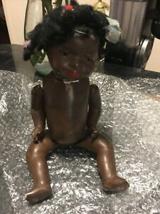 antique doll for parts or repair