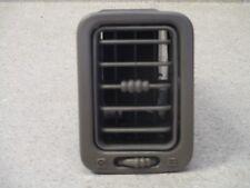 99-06 CHEVY AVALANCHE SILVERADO SUBURBAN DASH AIR VENT DUCT DEFLECTOR GRAY OEM