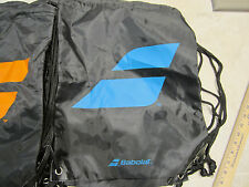 **NEW** BABOLAT DRAWSTRING SHOE / ACCESSORY BAG FOR TENNIS RACQUET BAG. 4 COLORS