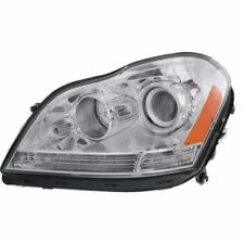 For GL350 10-12, Driver Side Headlight, Clear Lens