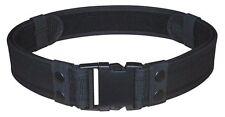 Tactical Utility Belt Duty Belt MOLLE Vest EDC Grab & Go Battle Belt BLACK