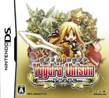 Yggdra Unison Seiken Buyuuden NDS Atlas Nintendo DS From Japan