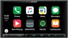 "Kenwood DMX-7017DABS CarPlay & Android Auto Car Stereo 7"" Touch Screen DMR"