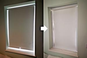 Window Blind Gap Blockers