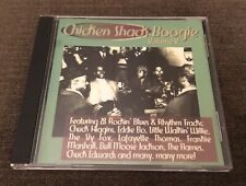 Chicken Shack Boogie Volume V CD Jack Dupree, The Rambers, Kid Thomas