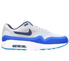 NIKE Air Max 1 One Breathe BR Neu Gr:42,5 US:9 Weiß/Blau Retro Sneaker 90 97 95