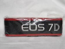 CANON EOS 7D CAMERA NECK STRAP  Genuine, New.
