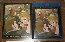 Baccano! Blu-ray Complete Set 3-Disc Aniplex Of America