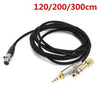 Upgrade Replacement Cable For AKG K141 K171 K181 K240 pioneer HDJ-2000 Headphone